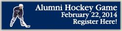 Alumni Hockey Game Registration