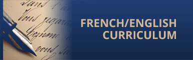 French/English Curriculum