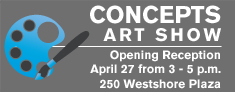 Concepts Art Exhibit