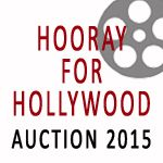 Hooray for Hollywood - Auction 2015